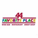 «44 FAVORITE PLACE»